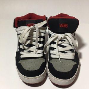 Vans skink mid skate shoe men size 12